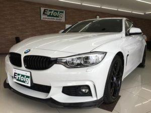 BMW 420iクーぺ