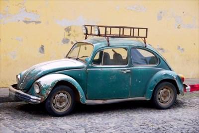 旧モデルの自動車が手に入る